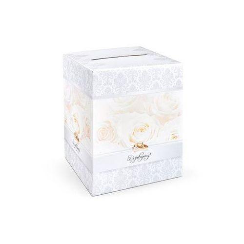Pudełko na koperty z życzeniami, prezentami - 1 szt. (5901157436337)