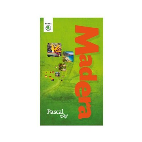 OKAZJA - Madera - Pascal 360 stopni (2014) - Dostępne od: 2014-11-21 (9788376424095)