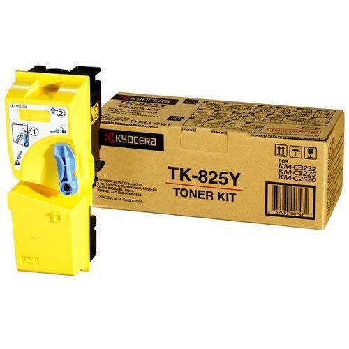 Oryginał toner kyocera tk-825y do km-c2520/c2520/c3225/c3232 | 7 000 str. | yellow marki Kyocera-mita