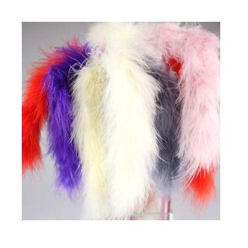 Piórko na patyku feather noodle marki Bigcats