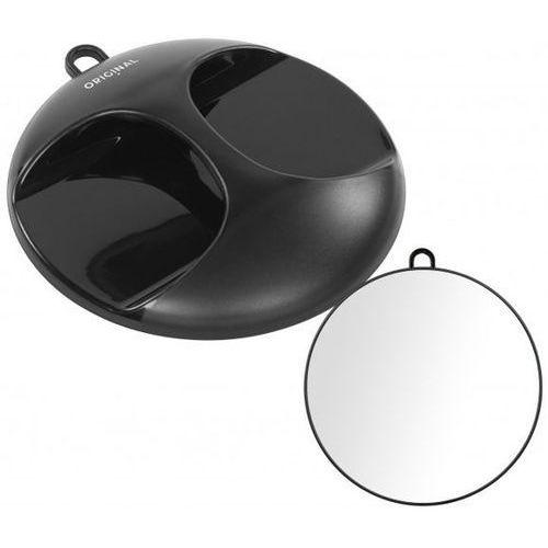 Lustro okrągłe czarne luna, marki Sibel