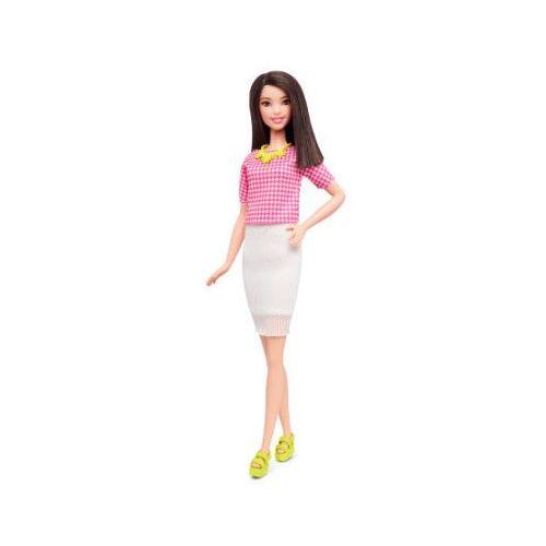 Barbie Mattel  fashionista w białek spódnicy