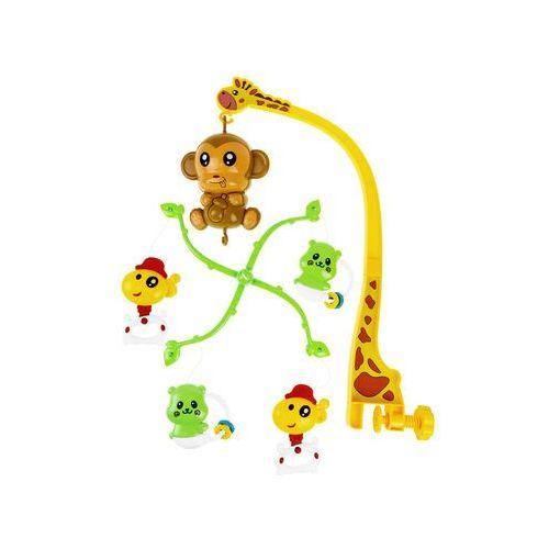 Karuzela nad łóżeczko teethers małpka 5016-1 marki Ibaby