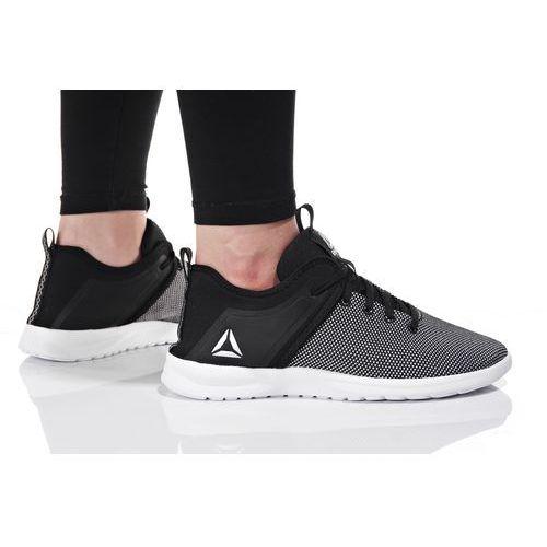 solestead obuwie do biegania treningowe black/white marki Reebok