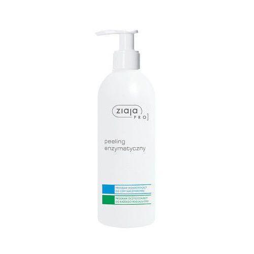 Ziaja Pro, peeling enzymatyczny, program wzmacniający do cery naczyniowej, 270ml (5901887026273)
