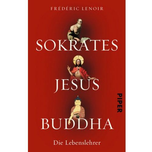 Sokrates Jesus Buddha