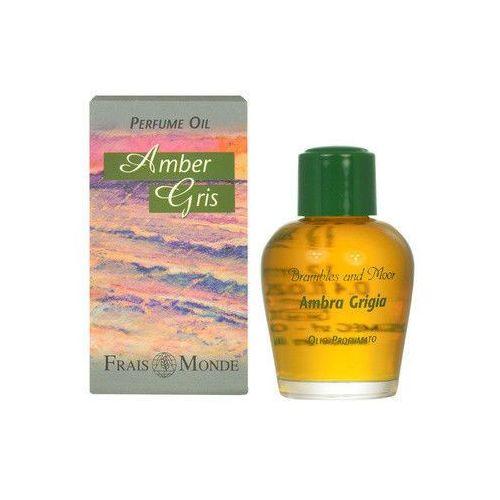 amber gris perfume oil 12ml w olejek perfumowany od producenta Frais monde