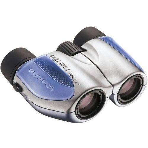 lornetka 8x21 dpc i steel blue marki Olympus