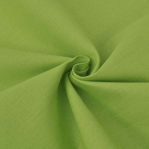 vidaXL materiał bawełniany 1,45x20 m Zielony