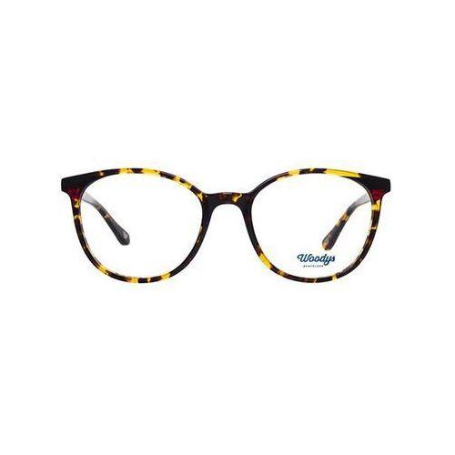 Okulary korekcyjne lime 05 marki Woodys barcelona