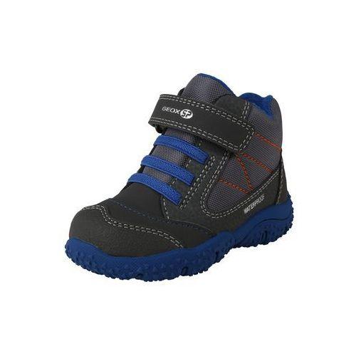 buty dziecięce atramentowy / ciemnoszary marki Geox
