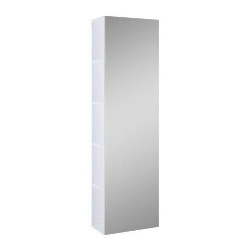 ELITA słupek For All 43 1D z lustrem white 166463, 166463