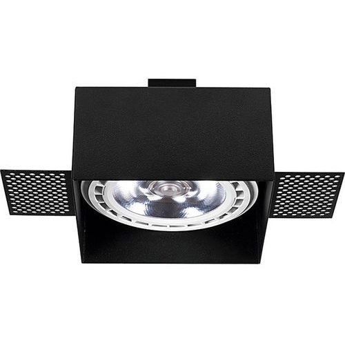 9404 MOD PLUS LAMPA SUFITOWA CZARNA (5903139940498)