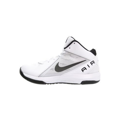 Nike Performance THE AIR OVERPLAY IX Obuwie do koszykówki white/black/pure platinum