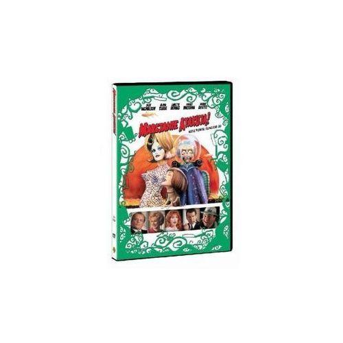 Kolekcja : marsjanie atakują (dvd) - tim burton darmowa dostawa kiosk ruchu marki Tim burton