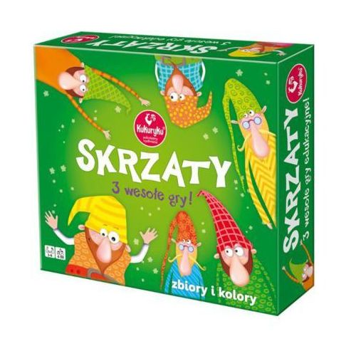 Gra Skrzaty (5901738562660)
