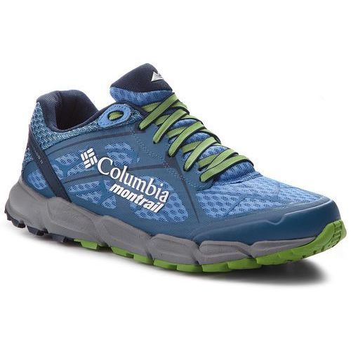 Columbia Buty - caldorado ii bm4571 harbor blue/lux 485