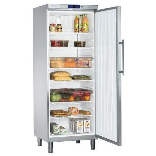 Szafa chłodnicza z chłodzeniem obiegowym | +1°c +15°c | gn 2/1 | 499l | 750x750x(h)2064mm marki Liebherr