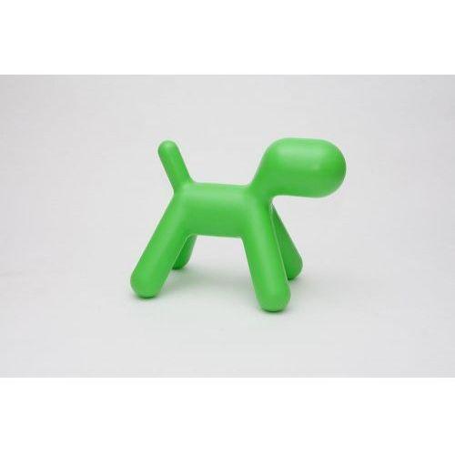 Siedzisko dziecięce Pies inspirowane Puppy - zielony, 12626