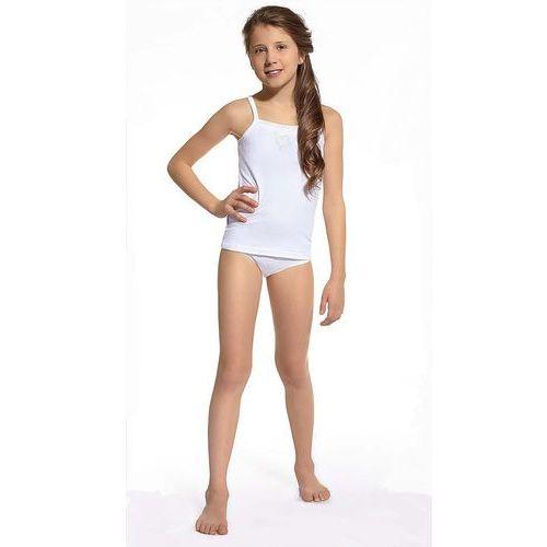 Komplet Cornette Young Girl 774 Haft 146-152, biały. Cornette, 134-140, 146-152, 158-164