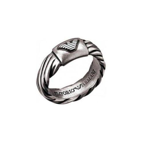 Emporio armani Obrączka  - eg2078040 200 - gwarancja oryginalności - dostawa dhl gratis - raty 0%, kategoria: pierścionki i obrączki