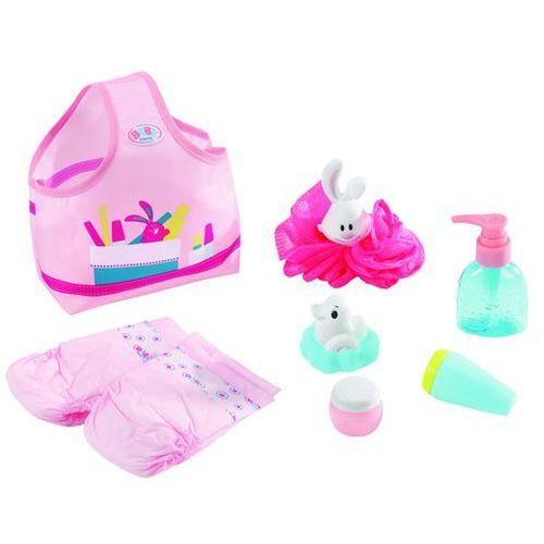 Baby born - zestaw akcesoriów kąpielowych marki Zapf