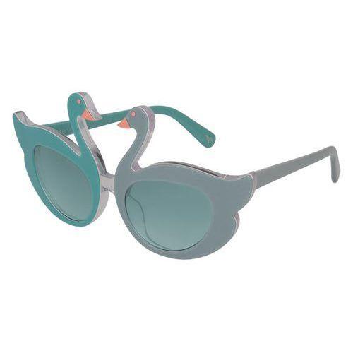 Okulary słoneczne sk0031s kids 004 marki Stella mccartney
