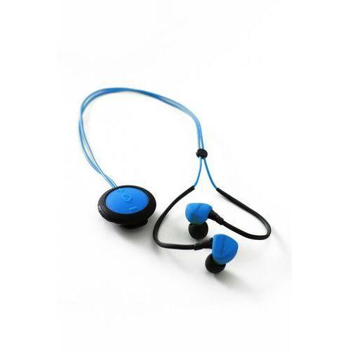 Słuchawki Boompods Sportpods Race blue (SPRBLU) Darmowy odbiór w 21 miastach! Raty od 5,60 zł