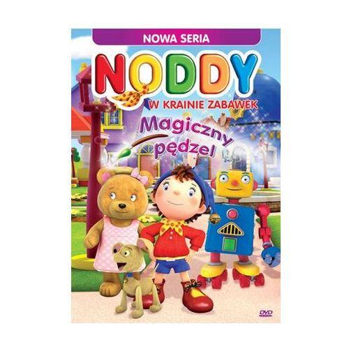 Film CASS FILM Noddy w Krainie Zabawek: Magiczny Pędzel (Nowa Seria), 69999403317DV (2062418)
