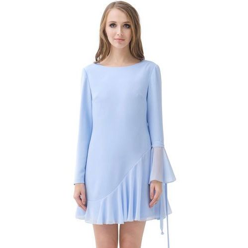 26a017d450 Suknie i sukienki Rodzaj  plisowana