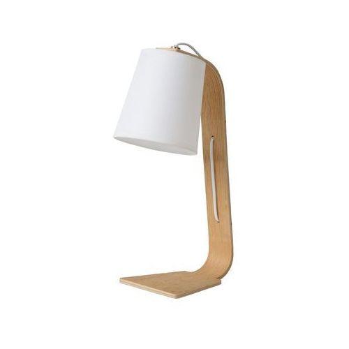 Lucide NORDIC lampa stołowa Biały, 1-punktowy - Nowoczesny - Obszar wewnętrzny - NORDIC - Czas dostawy: od 4-8 dni roboczych