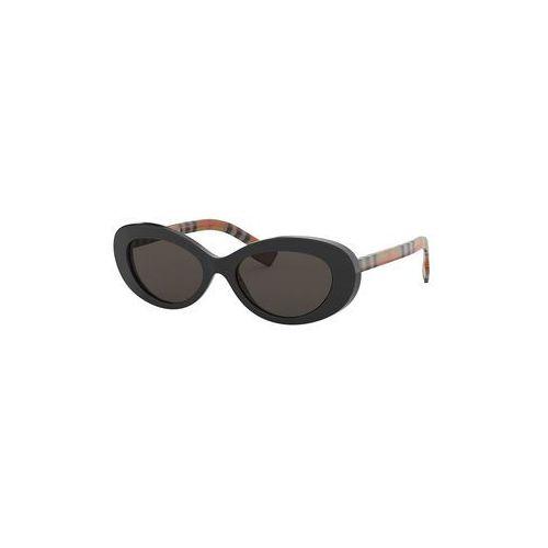 - okulary be4278 marki Burberry