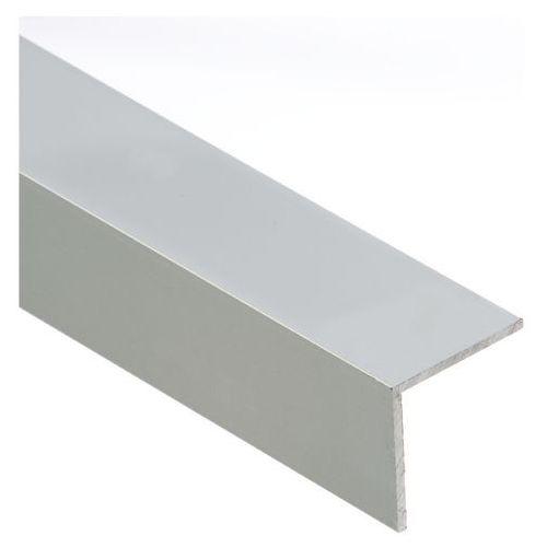 Kątownik Cezar 30 x 30 x 2 mm 1 m aluminium srebrne