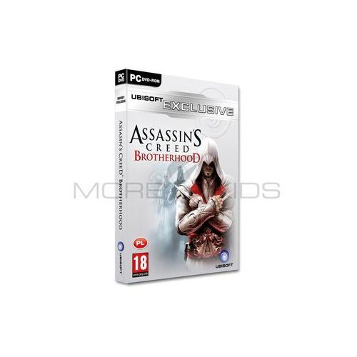 OKAZJA - Assassin's Creed Brotherhood (PC)