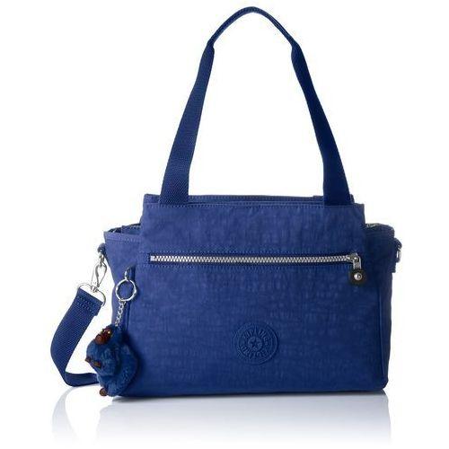 Kipling Torebka dla kobiet, kolor: niebieski, rozmiar: 29.5x23x12.5 cm