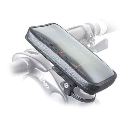 Author 15-002615 etui na telefon na wspornik kierownicy shell 150x79mm czarny (8590816025752)