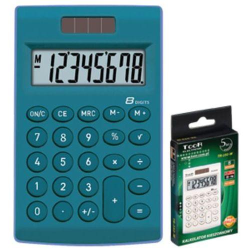 Kalkulator kieszonkowy TOOR TR-252