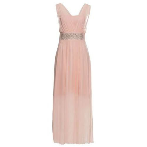 541c9fa4e7 Sukienka ze sztrasami bonprix różowy