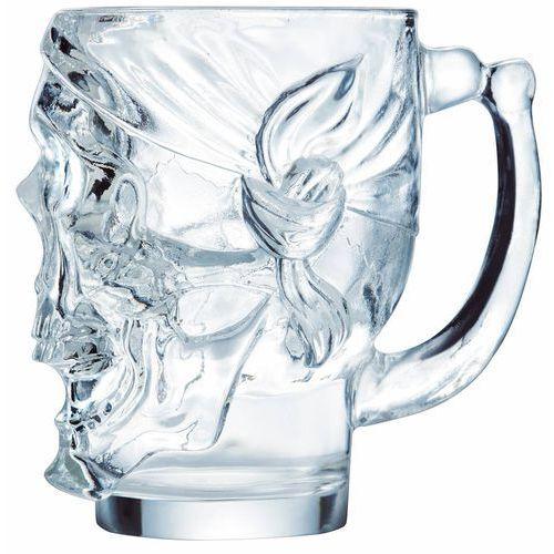 Szklanka SKULL w kształcie czaszki   900ml