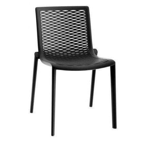 Resol Krzesło kawiarniane bez podłokietników netkat