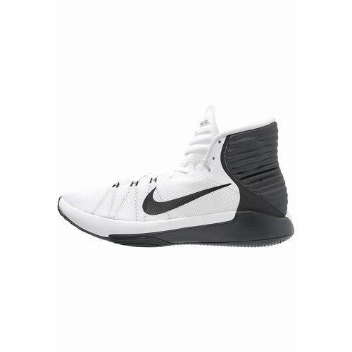 Nike Performance PRIME HYPE DF 2016 Obuwie do koszykówki white/black/anthracite/pure platinum