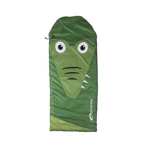 Śpiwór SPOKEY Sleppyzoo Zielony (5901180371957)