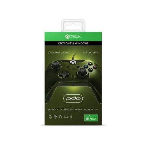 Pdp Kontroler przewodowy verdant green do xbox one/pc (0708056061814)