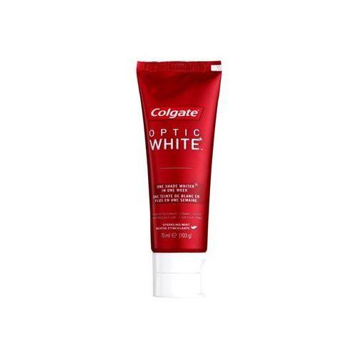 Colgate  optic white pasta do zębów o działaniu wybielającym smak sparkling mint (one shade whiter in one week) 75 ml