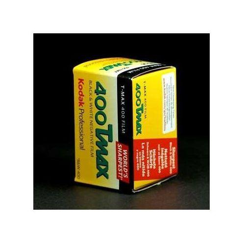 Kodak t-max 400/36 negatyw b/w typ 135