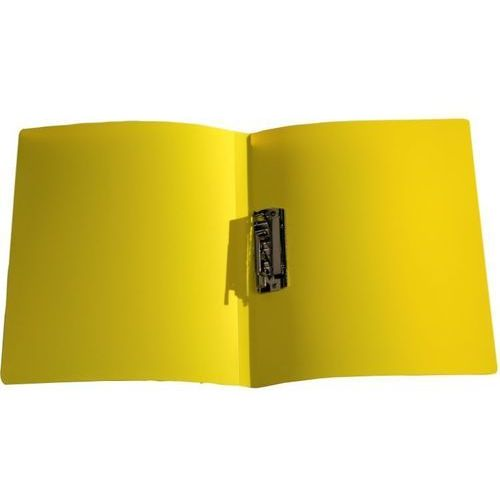 Skoroszyt z dźwignią Biurfol A4 PD-01-04 żółty