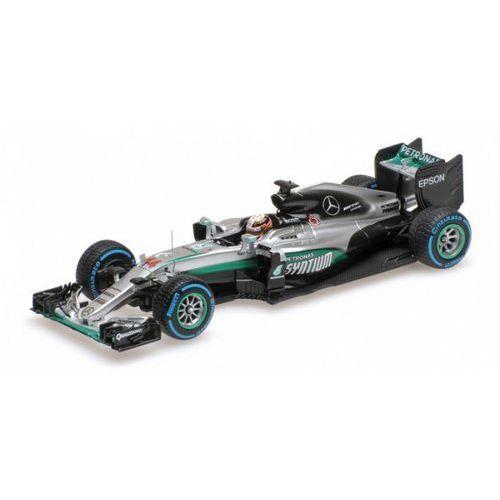Mercedes AMG Petronas F1 Team F1 W07 Hybrid #44 Lewis Hamilton Winner Brazilian GP 2016