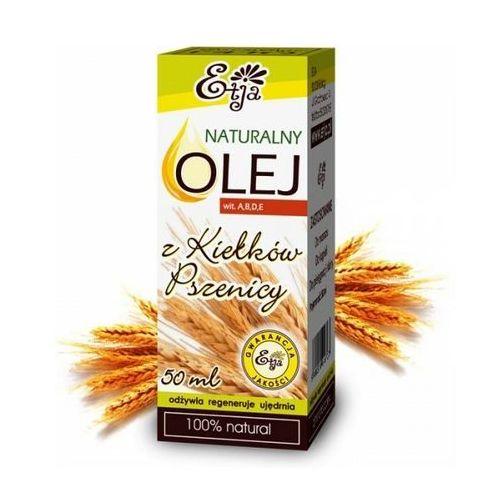 Etja naturalny olej z kiełków pszenicy wit. a,b,d,e 50ml