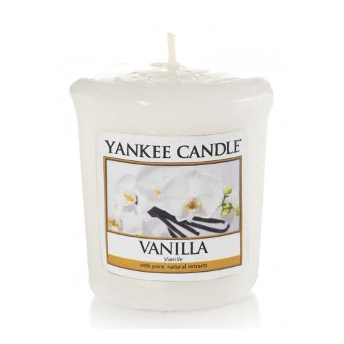 Yankee home Świeczka yankee votive vanilla - yvv1 (5038580070378)