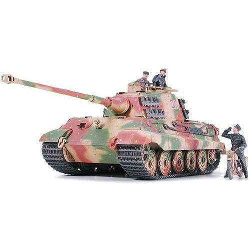 Tamiya King Tiger Ardennes Front